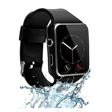 CNPGD [US Office & Warranty Smart Watch] Allin1 Smartwatch Watch Cell Phone for Android Samsung Galaxy Note Nexus HTC Sony